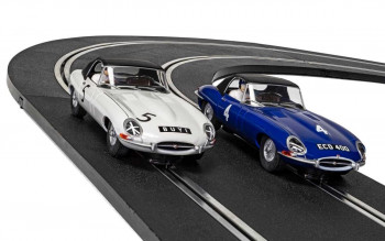 Jaguar E-Type First Win 1961 Twin Pack