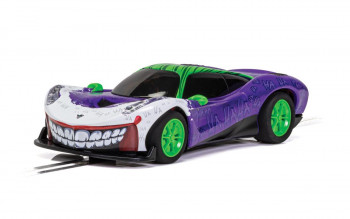 *Joker Inspired Car