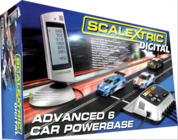 Digital 6 Car Powerbase