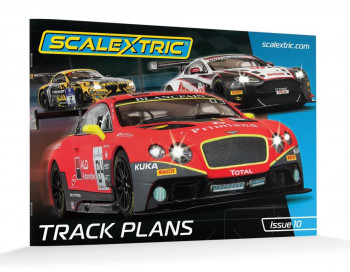 Scalextric Track Plans Book (Issue 10)