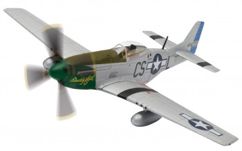 North American Mustang P-51D Captain Ray Wetmore