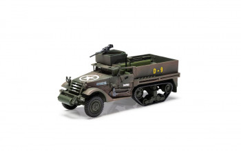 M3 A1 Half Track 41st Armoured Infantry D Day 1944