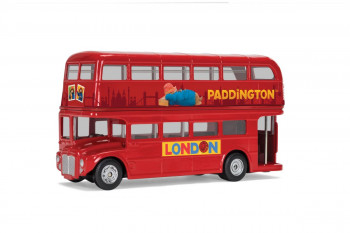*Paddington London Bus and Figurine