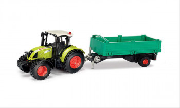 Class Arion 540 with Trailer