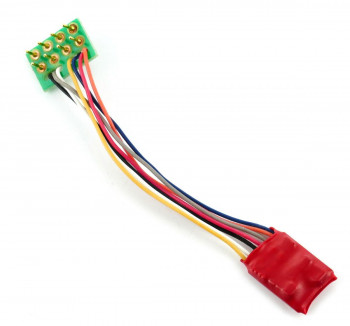 Ruby Series 2fn Small DCC Decoder 8 Pin