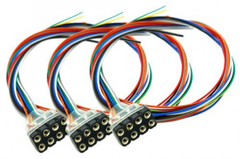 Decoder Harness 8 Pin Female 200mm (3)