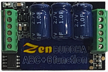 Zen Black Large Scale Decoder 6fn w/Stay Alive