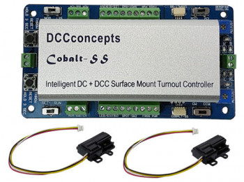 Cobalt SS Surface Mount Point Motor and Accessories (2)