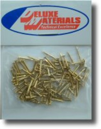 "Brass Pins 3/8"" Retailer Pack (10)"