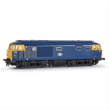Class 35 7016 BR Blue Full Yellow End w/Data Panel