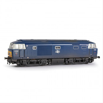 Class 35 D7056 BR Blue White Cab Windows Weathered