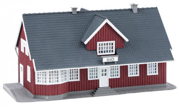 *Swedish Railway Station Kit