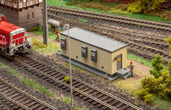 Railway Communications Building Kit