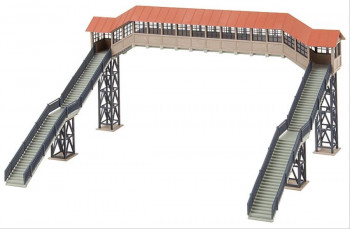 Covered Footbridge Kit