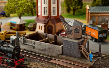 Small Depot Set with Servo Kit II