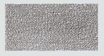 Natural Stone Wall Card 250x125mm