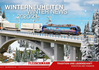 #D# Fleischmann Winter New Items Brochure 2020