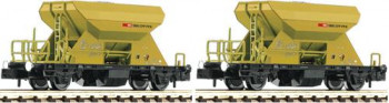 SBB Ballast Hopper Wagon Set (2) VI