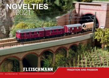 Fleischmann New Items Brochure 2021