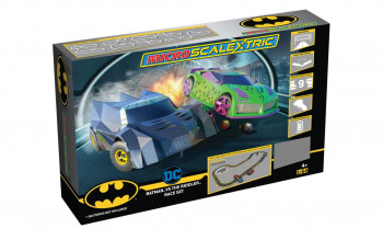 *Batman v The Riddler Battery Powered Race Set