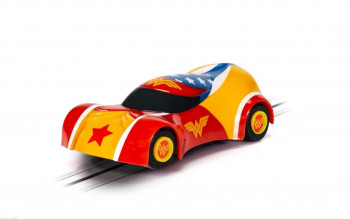 Justice League Wonder Woman Car