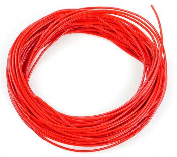 Red Wire (7 x 0.2mm) 10m