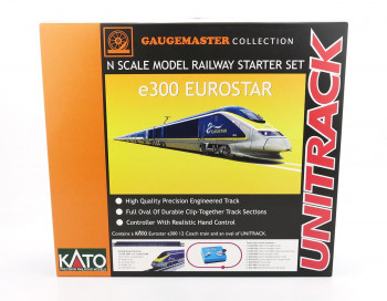 Eurostar e300 12 Car Premium Train Set