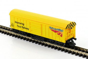 Track Cleaning Wagon Network Rail