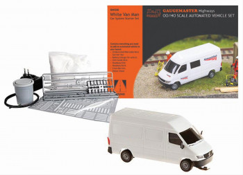 White Van Man Car System Starter Set