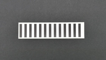 OO Scale Zebra Crossing Road Markings