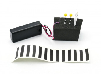 OO Scale Zebra Crossing Set