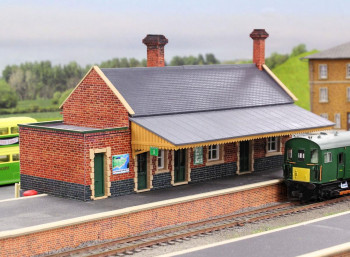 Fordhampton Station Kit