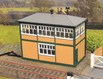Fordhampton Signal Box Kit