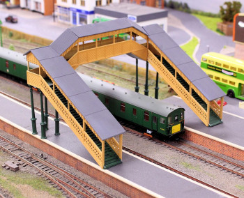 Fordhampton Footbridge Kit