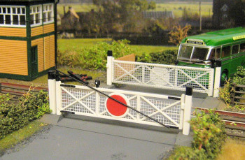 Fordhampton Single Track Level Crossing Kit