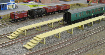 Fordhampton Carriage Platforms Kit