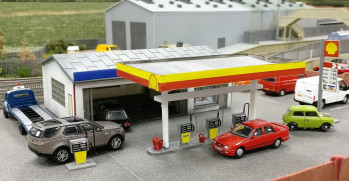 Fordhampton Service Station Kit