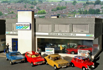 Fordhampton Car Showroom