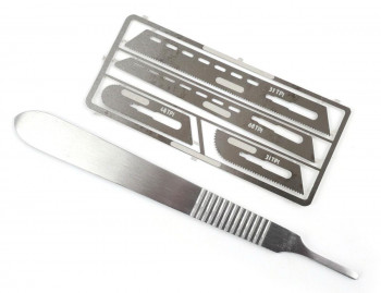 Sawset 1 with Scalpel Handle