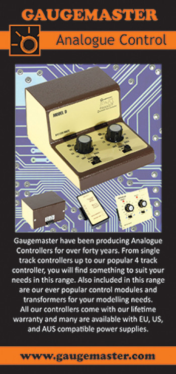 Gaugemaster Analogue DL Leaflet