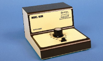 European Single Track Cased Controller for Z Scale