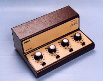 Four Track Cased Controller for Z Scale