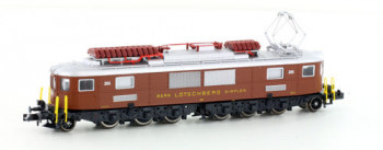 BLS Ae6/8 Electric Locomotive V