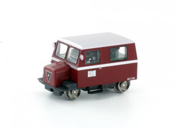 *DB KLV 12 Motorised Van III (DCC-Fitted)