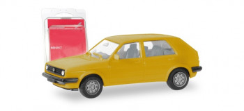 Minikit VW Golf II Traffic Yellow
