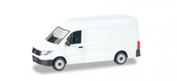 Minikit - VW Crafter High Roof White