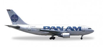 25yrs Herpa - Pan Am Airbus A310-200 N806PA (1:500)