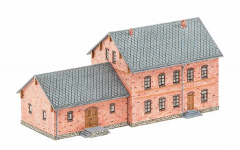 German Oberwiesenthal Station (Pre-Built)