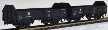JR Tora Open Wagon Set (2)