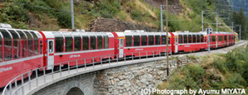 RhB Bernina Express 4 Car Add on Set